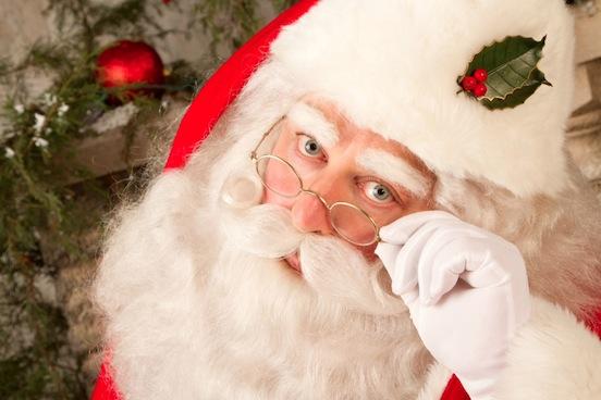 Santa Craig Imboden<br>www.conwaysanta.com