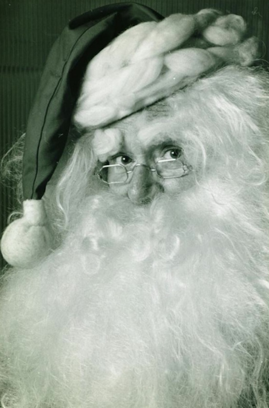 James D. Rielly <br>Santa Claus Hall of Famer