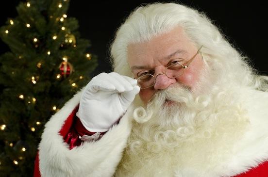 Santa Bruce Geron<br>