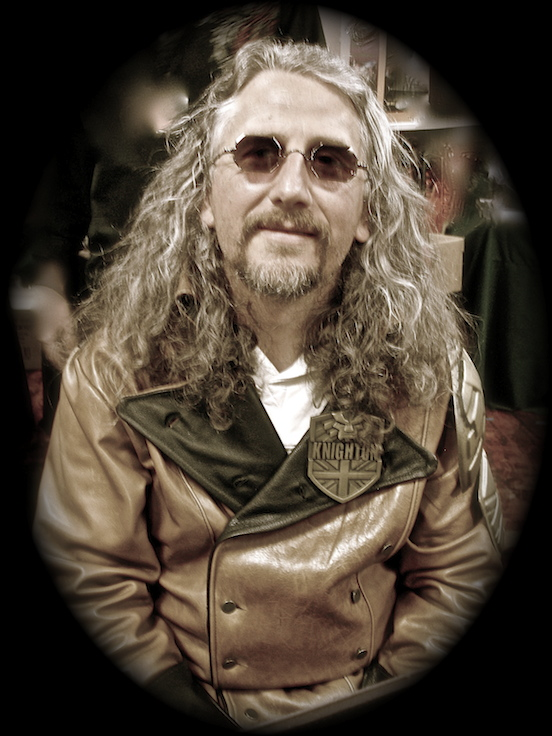 Mark Musselwhite<br>Steampunk World`s Fair 2014, Piscataway, NJ.