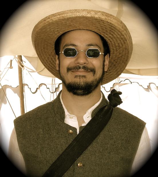 Rameen J. Shayegan alias Charles Findlay <br> Luthier/Musician