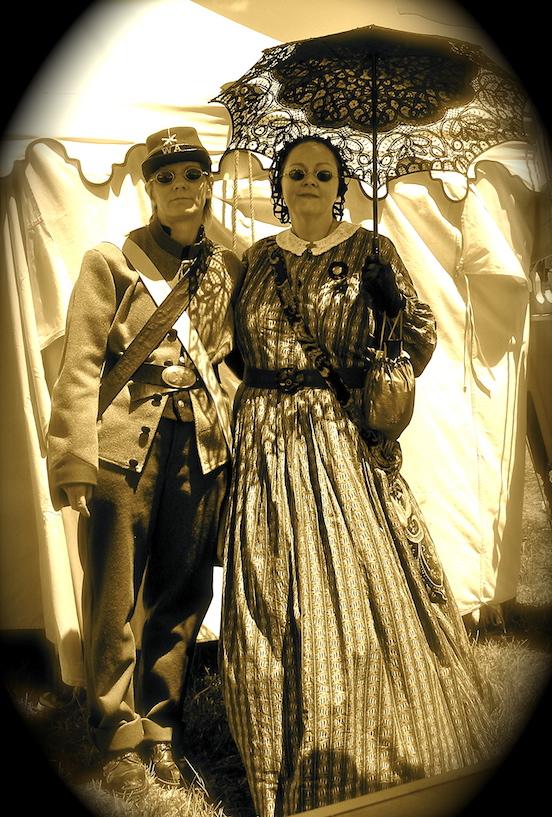 Alisa Licata & Christine Corrado, NJ<br>151st Gettysburg