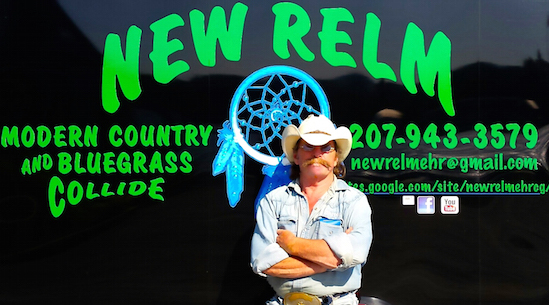 Harold Olmstead III<br>New Relm Country / Country-rock / Bluegrass Brownville, ME  US