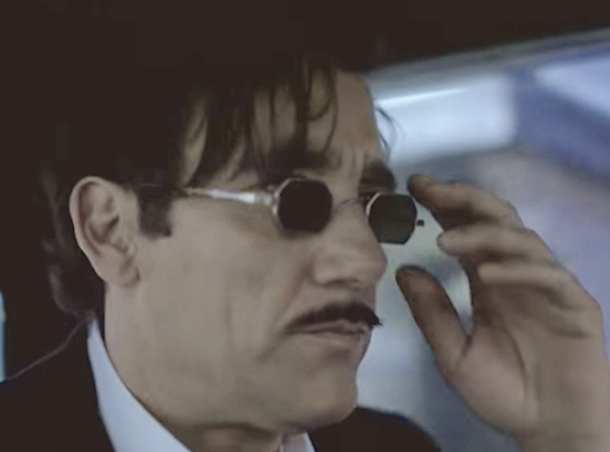 Clive Owen, Actor- in The Knick<br>Our spectacles are worn by Clive Owen in the Cinemax Series: The Knick