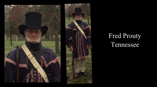 Fred Prouty, Tennessee<br>