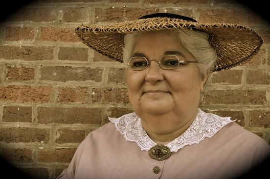 Maurine Beechler,Gathering of Civil War Eagles, Winchester, Va, 2012<br>