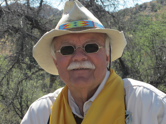 "Robert L. ""Doc"" Crabb<br>Trail Guide"