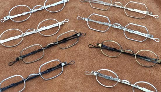4665b48a4ef Civil War eyeglasses